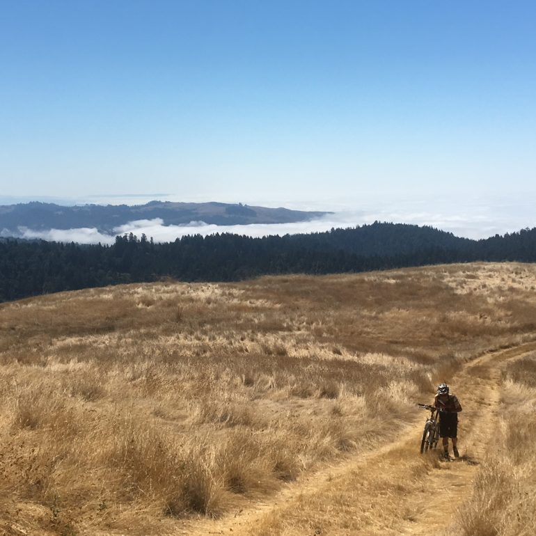 Advocacy and Access—Riding the Jenner Headlands