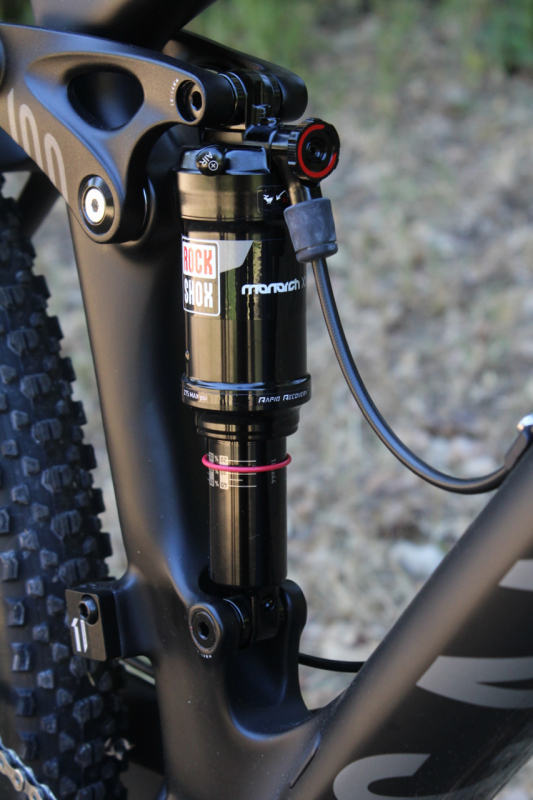 More Than Cross-Country: the Canyon Lux CF 8 0 Pro Race | RKP