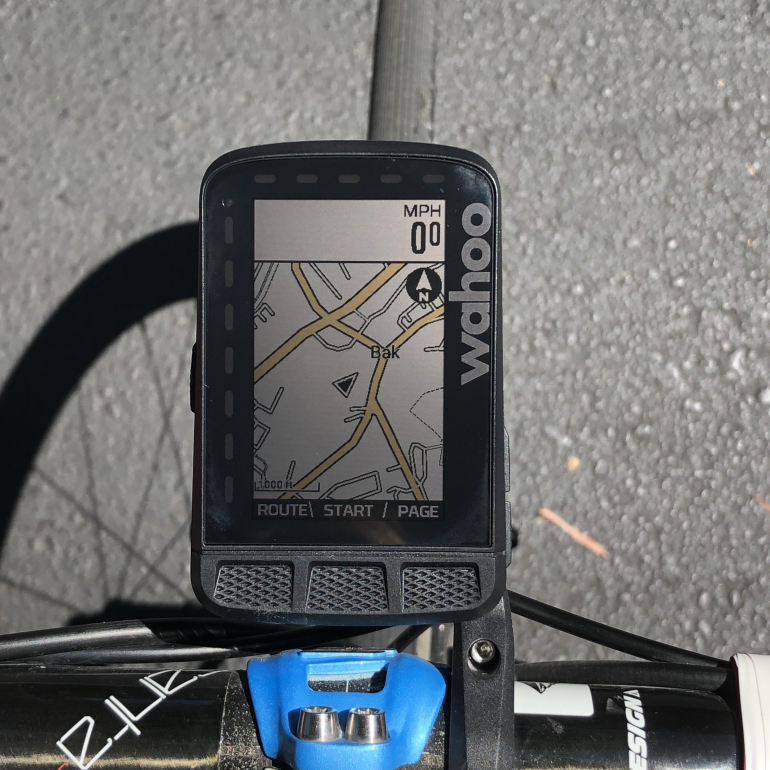 Communicating in Color: The Wahoo Elemnt Roam