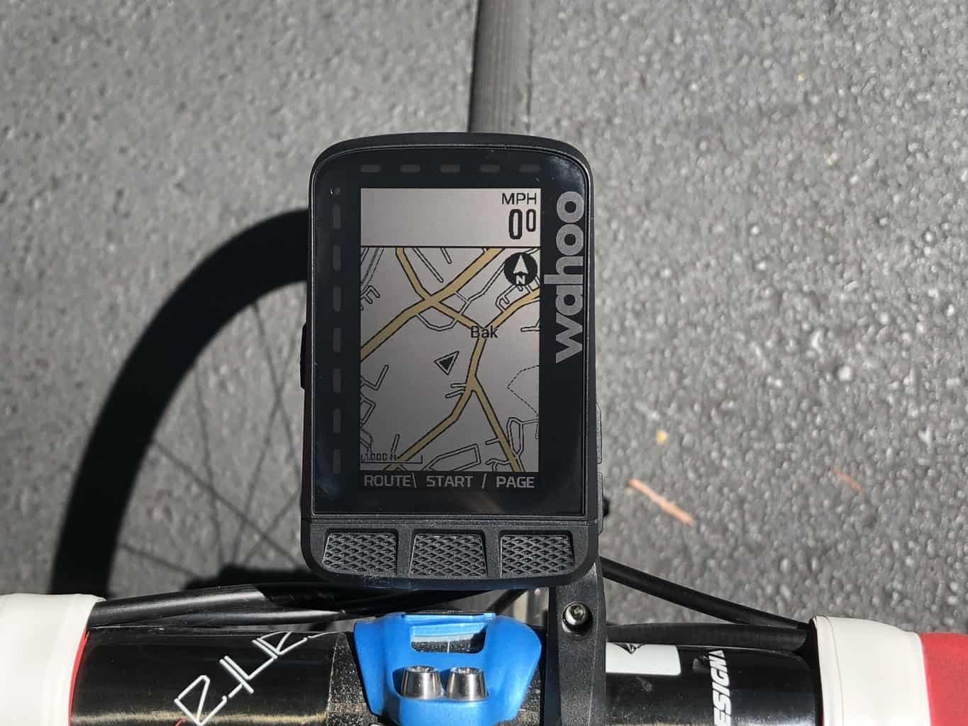 Communicating in Color: The Wahoo Elemnt Roam | RKP
